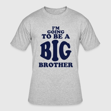 Im Going To Be A Big Brother Im Going To Be A Big Brother Dark - Men's 50/50 T-Shirt