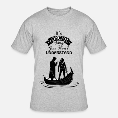 Oncer Captain Swan. Oncer Thing! - Men's 50/50 T-Shirt