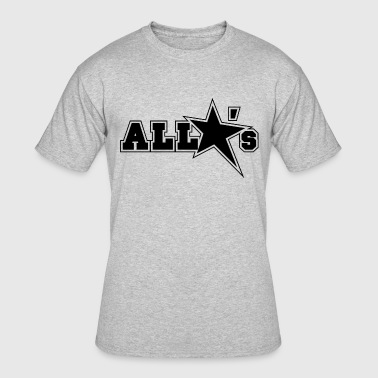 All Stars - Men's 50/50 T-Shirt