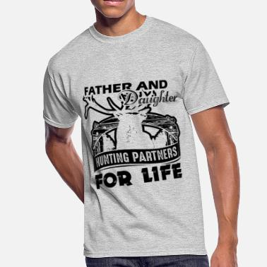 Partners For Life Hunting Partner For Life Shirt - Men's 50/50 T-Shirt