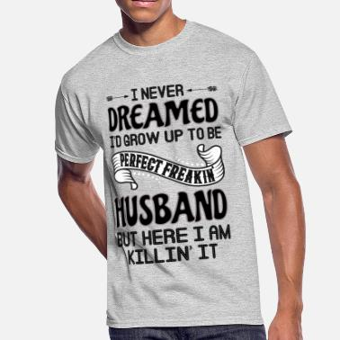 Perfect Perfect Freakin' Husband - Men's 50/50 T-Shirt
