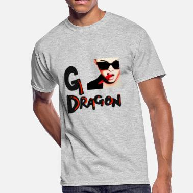 Gdragon GDragon - Men's 50/50 T-Shirt