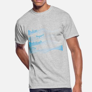 Ocean Wave Waves - Men's 50/50 T-Shirt