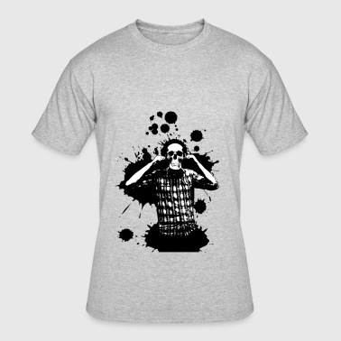 Skull Head skull head - Men's 50/50 T-Shirt