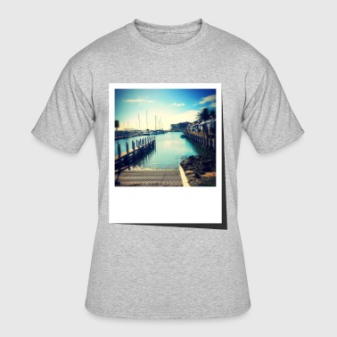 Marina Summer Marina - Men's 50/50 T-Shirt