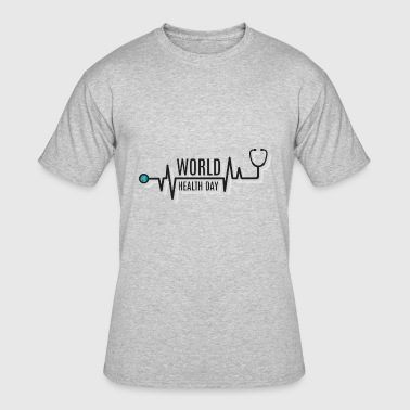 World Health Day - Men's 50/50 T-Shirt
