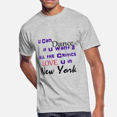 Prince - All The Critics Love U in New York - Men's 50/50 T-Shirt