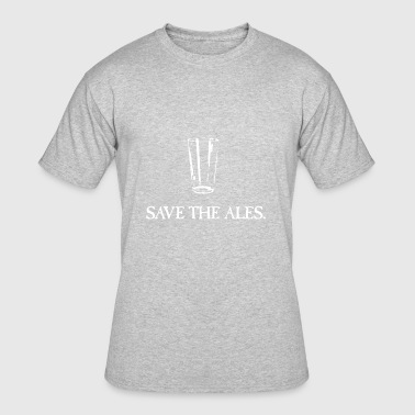 Save The Ales Save The Ales - Men's 50/50 T-Shirt