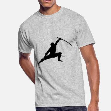 A Warrior warrior - Men's 50/50 T-Shirt