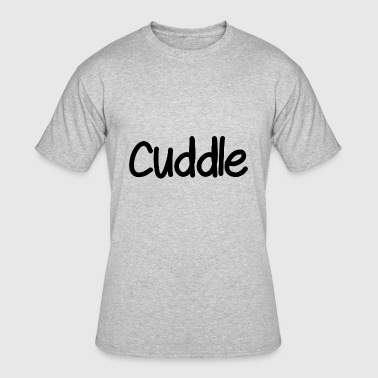 Cuddle - Men's 50/50 T-Shirt