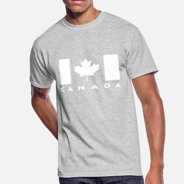 Proud To Be Canadian canada - Men's 50/50 T-Shirt