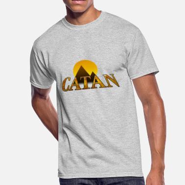 0a7b3a33 Settlers Of Catan Modern Settlers of Catan - Men's 50/50. Men's 50/50 T- Shirt. Modern Settlers of Catan