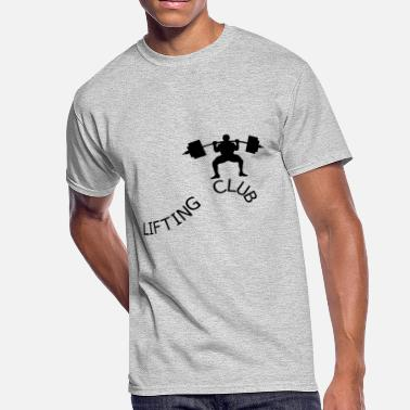 Lifting Lifting Club Premium Design - Men's 50/50 T-Shirt