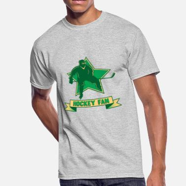Fan Made Hockey Fan - Men's 50/50 T-Shirt