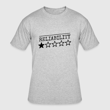 reliability - Men's 50/50 T-Shirt