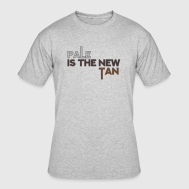 Pale Is The New Tan - Men's 50/50 T-Shirt