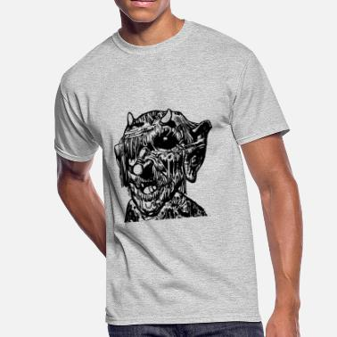 Scary Monster Scary Monster - Men's 50/50 T-Shirt