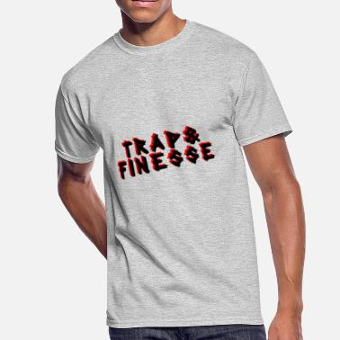 Finesse trap n finesse - Men's 50/50 T-Shirt