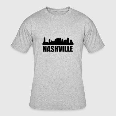 Nashville Tn Nashville TN Skyline - Men's 50/50 T-Shirt