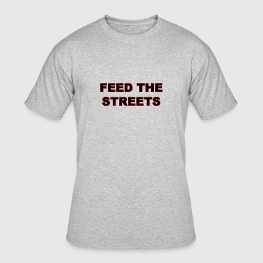 Naacp Feed The Streets - Men's 50/50 T-Shirt
