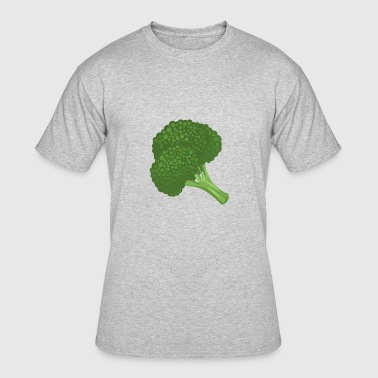 broccoli - Men's 50/50 T-Shirt