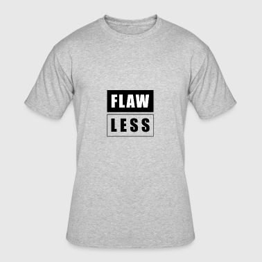 FLAW LESS - Men's 50/50 T-Shirt
