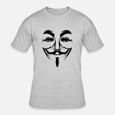 Guy-fawkes guy fawkes - Men's 50/50 T-Shirt
