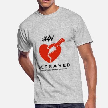 Cole LIL XAN BETRAYED OFFICIAL - Men's 50/50 T-Shirt
