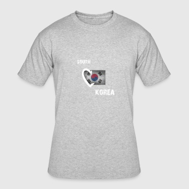 South Tyrol south korea2 - Men's 50/50 T-Shirt