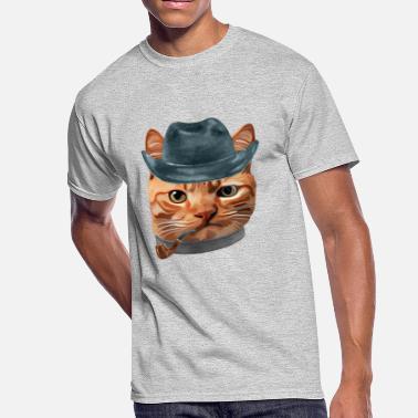 c7d1a9a0 Shop Cowboy Cat T-Shirts online | Spreadshirt
