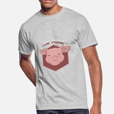 Pig-farm Pig Farm - Men's 50/50 T-Shirt