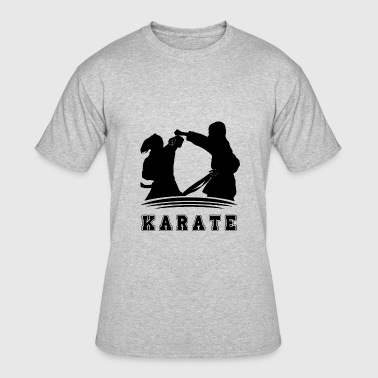KARATE - Men's 50/50 T-Shirt