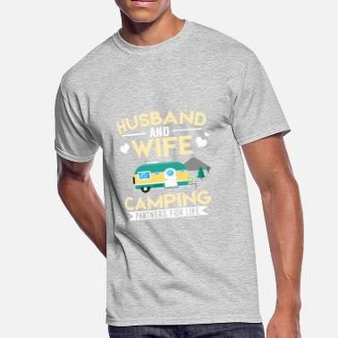 Shop Camping Lover T-Shirts online | Spreadshirt