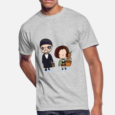 The Professional and Groot - Men's 50/50 T-Shirt