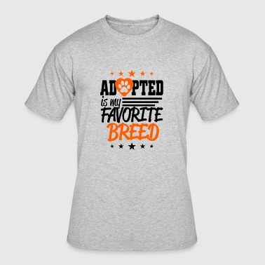 Adopted - Men's 50/50 T-Shirt