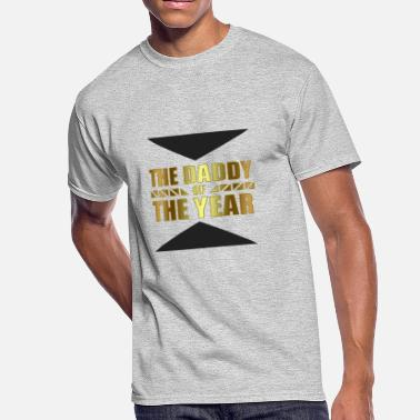 Daddy Of The Year The Daddy of the Year Shirt - Gift - Men's 50/50 T-Shirt