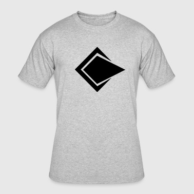 Black Symbols CAPELLA Symbol BLACK - Men's 50/50 T-Shirt