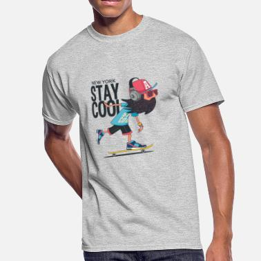 Stay Cool - Men's 50/50 T-Shirt