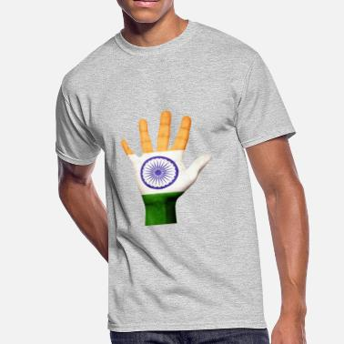 India Ink india - Men's 50/50 T-Shirt