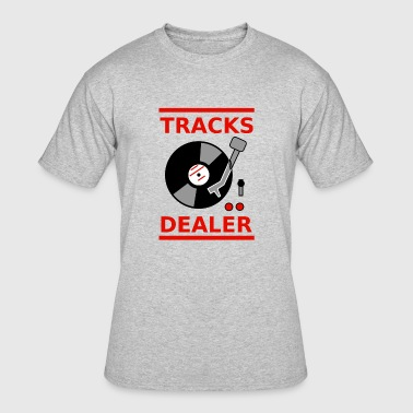 Weed Dealer tracks dealer - Men's 50/50 T-Shirt