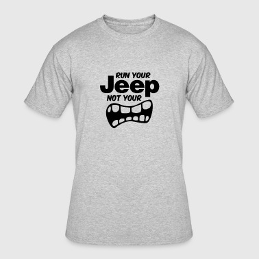 Jeep Sayings Jeep sayings - Men's 50/50 T-Shirt