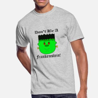 Frankenstein Designs Frankenstein - Men's 50/50 T-Shirt