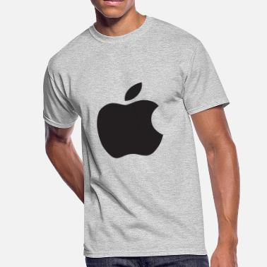 Apple Logo Apple Logo - Men's 50/50 T-Shirt