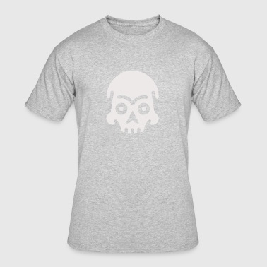 New Design Skull Best Seller - Men's 50/50 T-Shirt