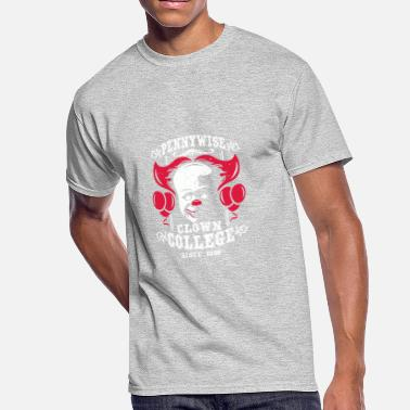 Pennywise Pennywise Clown College - Men's 50/50 T-Shirt