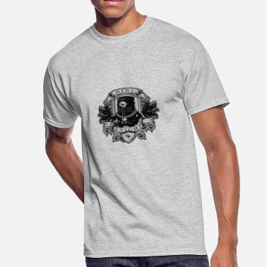 Mini Bus MINI KNIGHT - Men's 50/50 T-Shirt