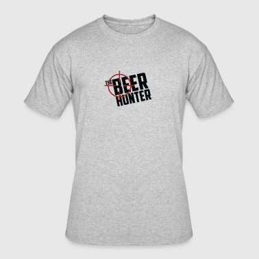 The Beer Hunter - Men's 50/50 T-Shirt