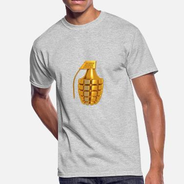 Bling Cool Bling Bling Boom - Men's 50/50 T-Shirt