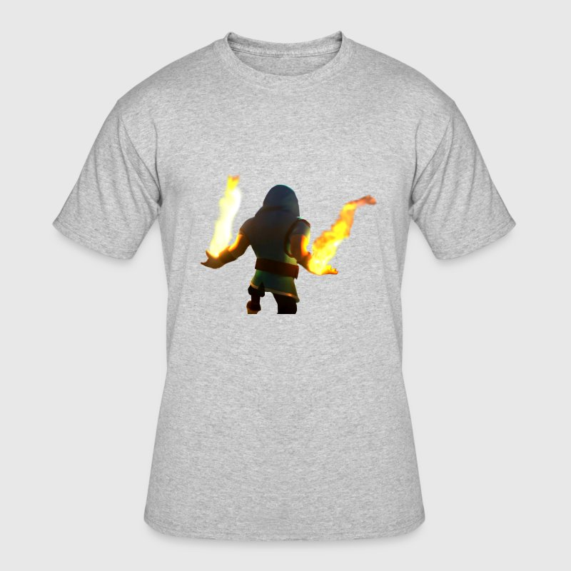 wizard - Men's 50/50 T-Shirt