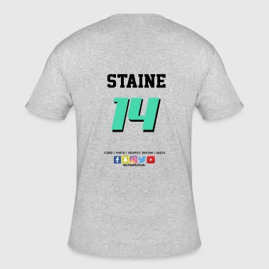 Jersey Number - Men's 50/50 T-Shirt